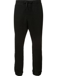 Osklen Twill Jogging Pants Black
