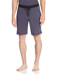 Daniel Buchler Peruvian Pima Cotton Lounge Shorts Ink