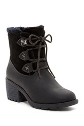 Emu Mowamba Genuine Sheep Fur Boot Black