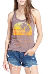 O'neill Women's Beach And Back Graphic Tank