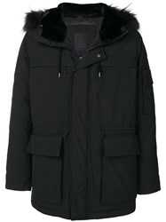Tatras Zipped Padded Jacket Black