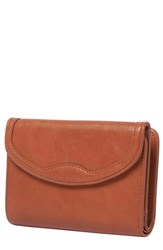 Urban Originals Queen Bee Vegan Leather Wallet Brown Tan