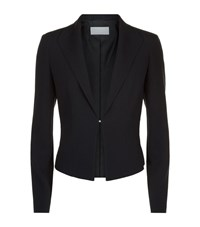 Boss Womenswear Crepe Blazer Female Black