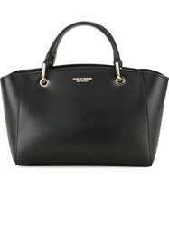 Scanlan Theodore Mini Structured Tote Black