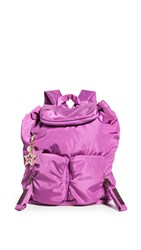 See By Chloe Joyrider Backpack Pulpy Purple