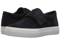 Vince Cage Coastal Sport Suede Women's Shoes Black