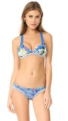 Maaji Fixed Triangle Bikini Top Multi