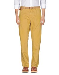 Scotch And Soda Casual Pants Ocher