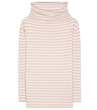 81 Hours Okey Cotton And Cashmere Turtleneck Sweater Beige