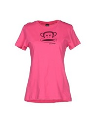 Paul Frank T Shirts Fuchsia