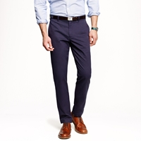 J.Crew Unhemmed Essential Chino In Urban Slim Fit