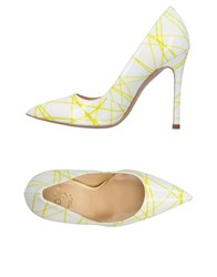Icone Pumps Ivory