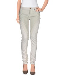 Superfine Trousers Casual Trousers Women Light Green