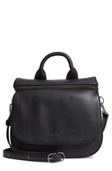 Matt And Nat Cerri Faux Leather Top Handle Bag Black