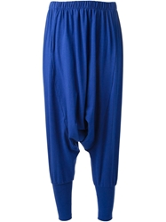 Labour Of Love Harem Trousers Blue