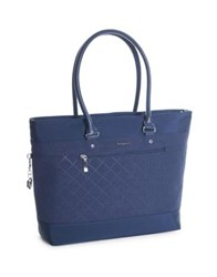Hedgren Zircon Medium Tote Dress Blue