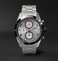Montblanc Timewalker Chronograph Automatic 43Mm Stainless Steel And Ceramic Watch Unknown