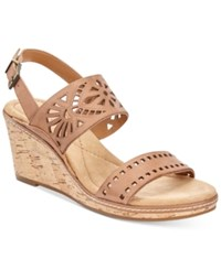 Easy Spirit Kristina Sandals Women's Shoes Natural