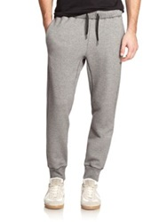 Theory Moris P Terry Sweatpants Grey