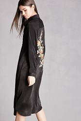 Forever 21 Rd And Koko Embroidered Tunic