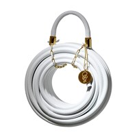 Garden Glory Hose 20 Meters Long White Snake