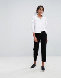 Esprit Tapered Tailored Trouser Black