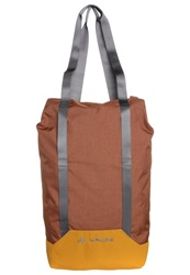 Vaude Counterpart Rucksack Chestnut Orange