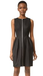 Wgaca Alaia Sleeveless Dress Previously Owned Black