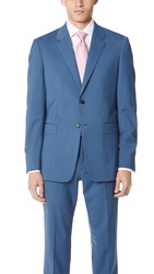 Theory Chambers Slim Fit Suit Jacket Iris