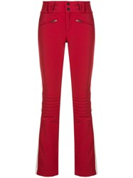 Perfect Moment Gt Ski Trousers Red