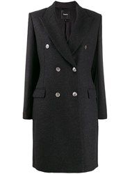 Theory Double Breasted Coat 60