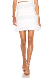 Elliatt Coco Skirt White