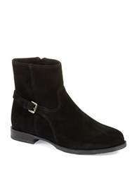 La Canadienne Lara Waterproof Ankle Boots Black
