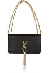 Saint Laurent Monogramme Leather Shoulder Bag