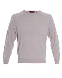 Double Two Bar Harbour By Sweater Beige