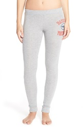 Junk Food 'Patriots Football' Lounge Pants Dove Heather Grey Patriots