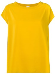 Aspesi Structured Blouse Yellow