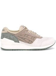 Asics Gel Respector Sneakers Taupe