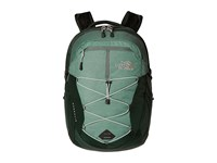 The North Face Women's Borealis Balsam Green Heather Wrought Iron Backpack Bags