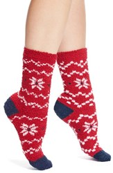 Women's Pj Salvage 'Cozy Plush' Fair Isle Socks
