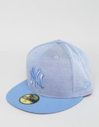 New Era 59Fifty Cap Fitted Oxford Blue
