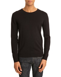 Menlook Label Alan Black Sweater