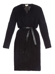 Vanessa Bruno Dalian Wool And Alpaca Blend Coat