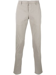 Dondup Casual Plain Chinos Nude Neutrals