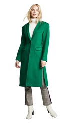 Maggie Marilyn Trust Your Instincts Coat Bright Green