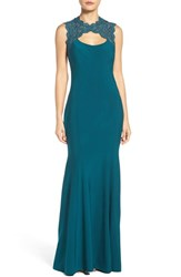 Xscape Evenings Women's Stretch Mermaid Gown