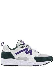 Karhu Fusion 2.0 Faux Suede And Nylon Sneakers