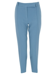 Closet Pleat Front Pocket Trousers Dusky Blue