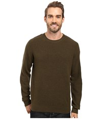 Fjall Raven Sormland Crew Sweater Dark Olive Men's Sweater