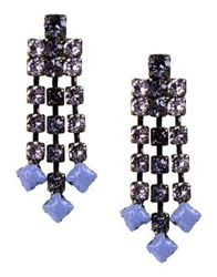 Tom Binns Earrings Blue